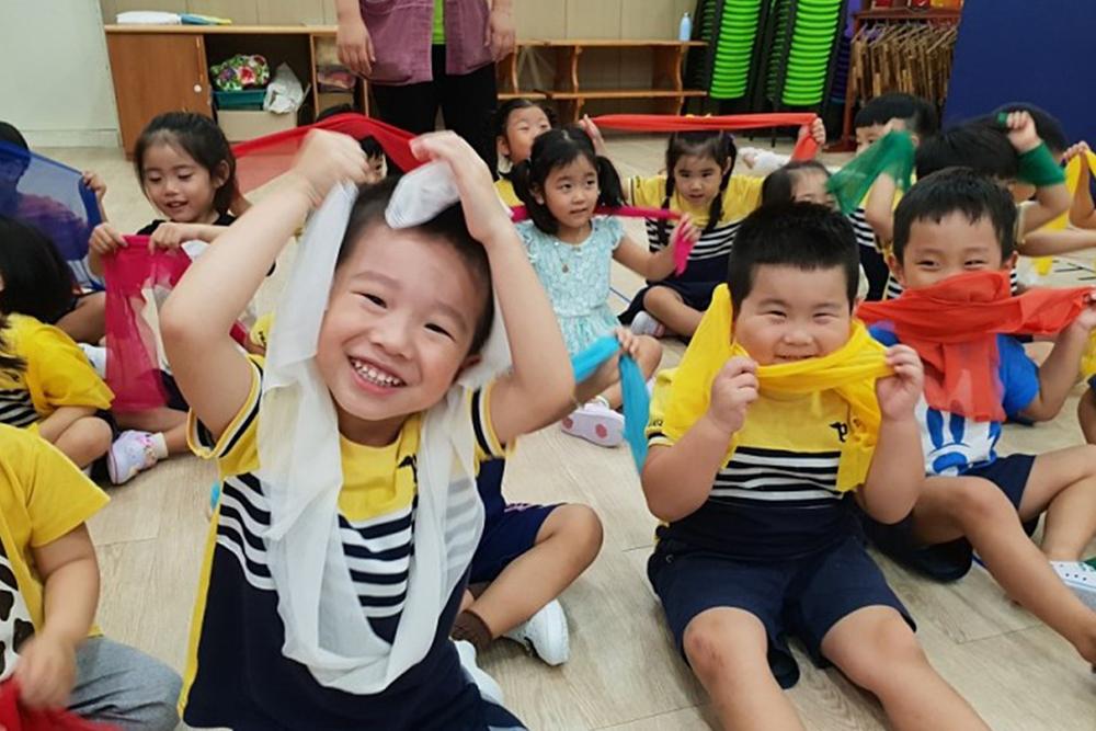 유아문화예술교육 지원